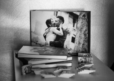 Album di Matrimonio Siena