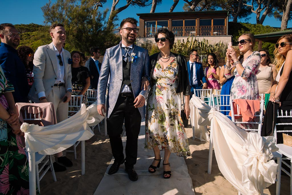 Fotografo Matrimonio Toscana Follonica presso il Boschetto