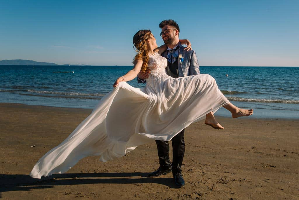 Matrimonio Al Mare Toscana : Matrimonio all isola d elba