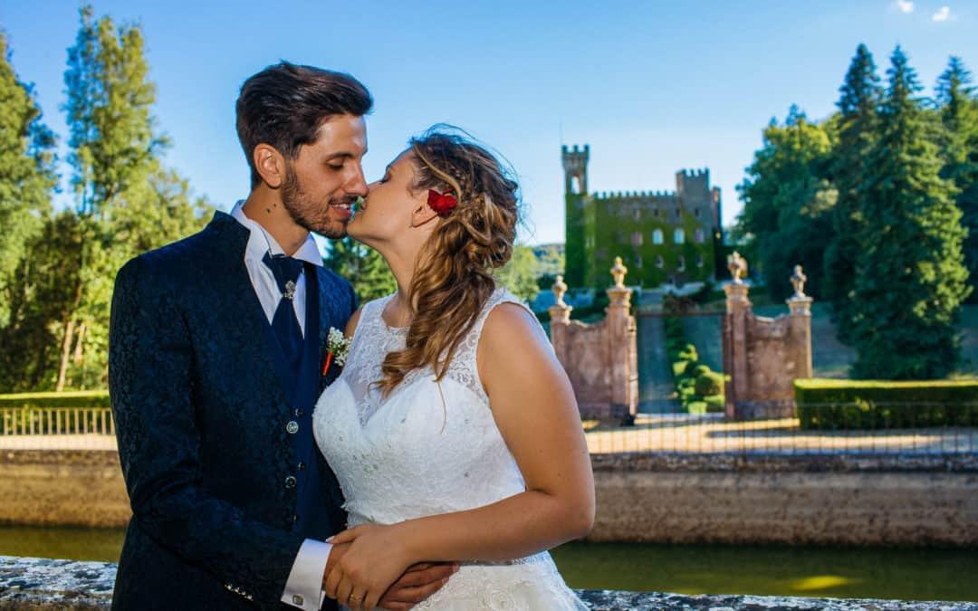 Matrimonio presso Pieve di San Giovanni Battista a Pernina
